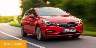 Opel Astra, une valeur sûre pour les flottes d'entreprises