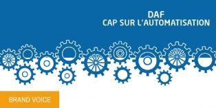 DAF : cap sur l'automatisation !