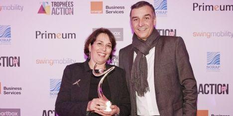 [Trophées Action Co 2017] Anne-Sophie Gueye (International Cookware) est la manager commerciale de l'année 2017