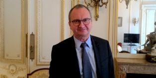 """Jacques Chanut, président de la FFB : """"Le statut de micro-entrepreneur n'est pas adapté au bâtiment"""""""