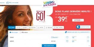 """Voyages-sncf.com à l'offensive dans le """"smart tourisme"""""""