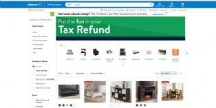 Walmart lance un site e-commerce dédié à l'univers de la maison