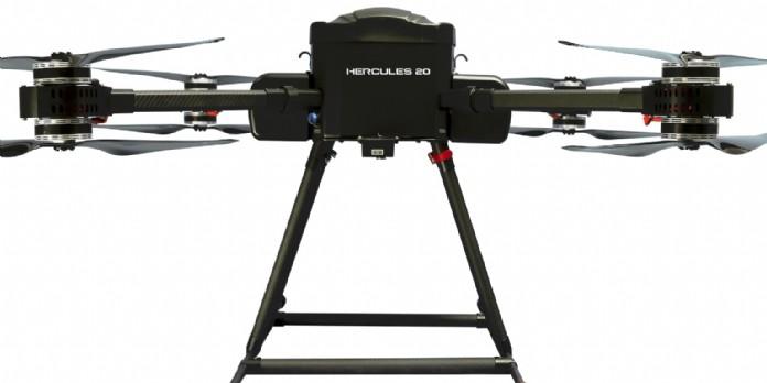 Drone Volt va fournir jusqu'à 700 drones à son partenaire américain Aquiline Drones