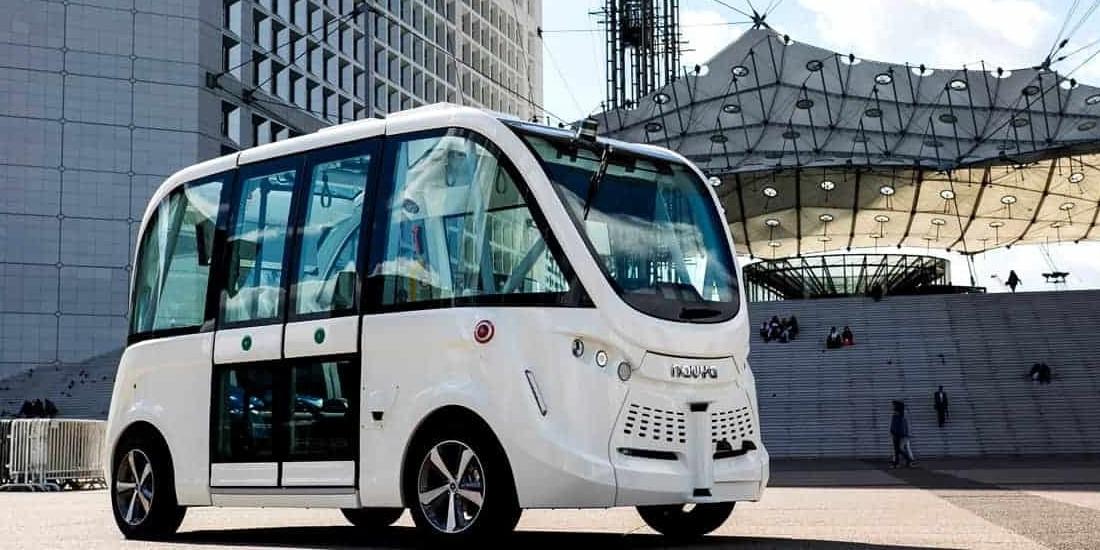 Navya s'appuie sur Valeo pour développer ses navettes autonomes