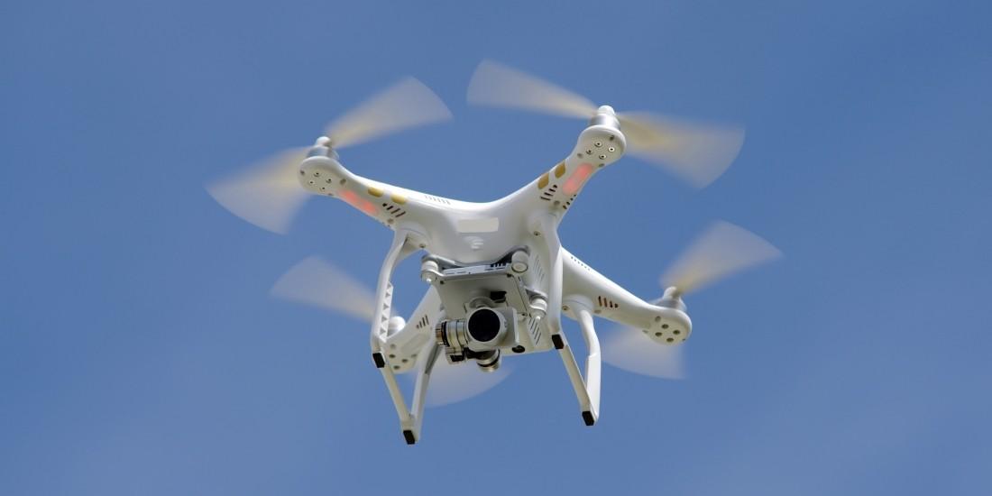 Delta Drone teste son système de sécurité lors du Festival de Cannes